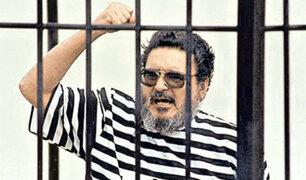 EEUU: simpatizantes de terrorista Abimael Guzmán realizaron marcha