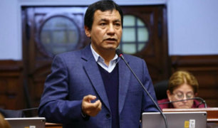 Ayacucho: condenan a 5 años de prisión a congresista Joaquín Dipas