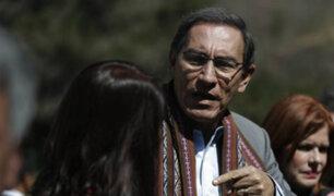Congreso: reacciones luego que Vizcarra asegurara que no postulará a la presidencia en el 2021