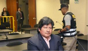 Fiscalía pide 26 años de prisión para Edwin Oviedo por homicidio calificado