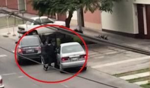 Surco: vecinos exigen mayor seguridad a su alcalde ante ola de asaltos
