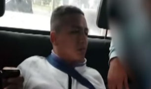 'Satanás': el delincuente que aterraba SJL y lloró ante la policía