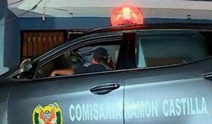 Callao: niño de cuatro años resultó herido por bala perdida
