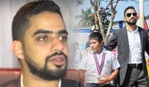 Ayudó a niño trujillano: ¿Quién es Yaqoob Ahmed?