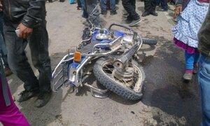 Cusco: turistas mueren tras aparatoso accidente de tránsito en Sacsayhuamán