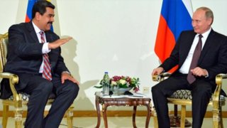 Rusia admitió que entrena a militares en Venezuela ante 'amenazas' de Estados Unidos