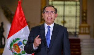 Gobierno anuncia que presentará cuestión de confianza al Congreso de la República