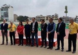 Vizcarra inspeccionó recintos deportivos de los Juegos Panamericanos Lima 2019