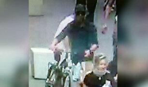 Francia: buscan a ciclista sospechoso del ataque en Lyon
