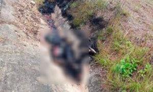 Cusco: hallan cuerpo mutilado y calcinado de un hombre