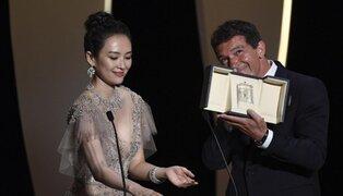 Antonio Banderas gana premio al mejor actor en Festival de Cannes