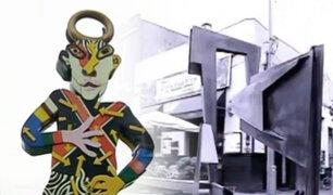 Perturbadoras y raras: estas son las esculturas más extrañas de Lima