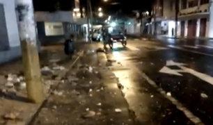 Yurimaguas: así se vivieron  los instantes del temblor de 7.5 que sacudió el Alto Amazonas [VIDEOS]