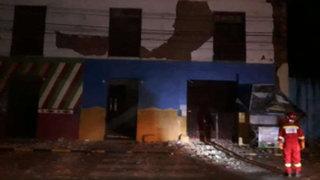 Sismo en Loreto: hasta el momento no se reportan daños personales
