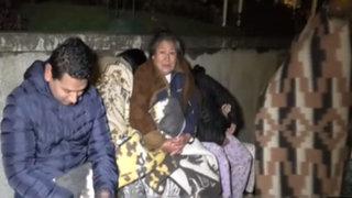 Fuerte sismo también se sintió en Áncash y Chiclayo