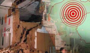 EXCLUSIVO | Yurimaguas: estos son los estragos que dejó el terremoto de 8.0 grados