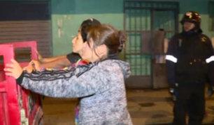Recuperan calles tomadas por ambulantes en San Luis y Ate