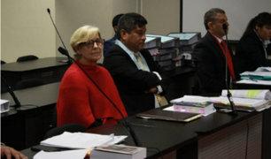 Poder Judicial evalúa apelación de prisión preventiva contra Susana Villarán