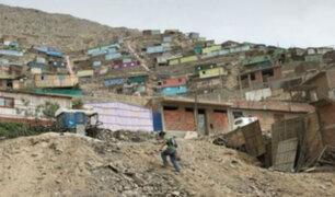 6 distritos de Lima se encuentran en alto riesgo ante sismos