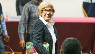 Hoy evalúan pedido de libertad de Susana Villarán por riesgo de Covid-19