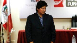 Fiscalía formula nuevo pedido de 26 años de prisión para Edwin Oviedo