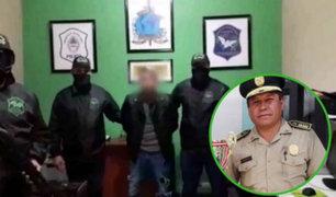 Detienen en Argentina a asesinos de policía peruano