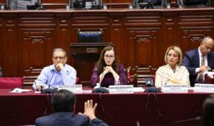 Comisión de Constitución aprueba que candidatos a la presidencia postulen a Congreso