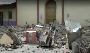 Sismo en Loreto: ascienden a 15 los heridos en Ecuador