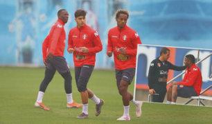 Selección Peruana: Farfán y Advíncula se sumaron a los entrenamientos