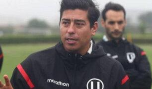 Nicolás Córdova dejó de ser DT de Universitario de Deportes