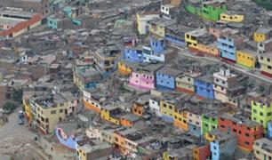 Diethell Columbus: 100% de casas en cerros de Lima están en riesgo ante un sismo