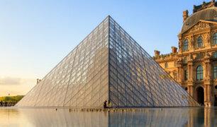 París: Museo de Louvre cierra por exceso de turistas