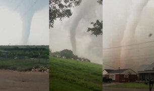 EEUU: más de 170 tornados dejan 15 fallecidos