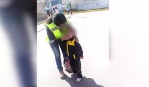 Arequipa: mujer agredió a su hija hasta dejarla ensangrentada