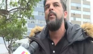 Luis Miguel Llanos envuelto en polémica con motociclistas