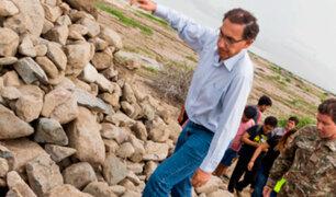 Rospigliosi sobre Vizcarra: enfrentamientos con el Congreso frenaron su caída en encuestas