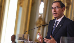 Tía María: difunden nuevo audio del presidente Vizcarra con autoridades arequipeñas
