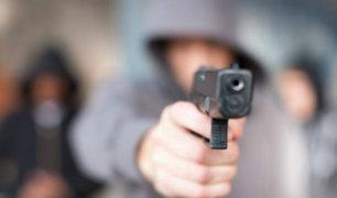San Isidro: asaltan a pareja de esposos en la puerta de su vivienda