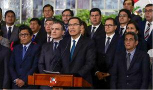 Enrique Ghersi sobre cuestión de confianza: Ejecutivo infringe atribuciones del Congreso