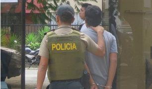 La Libertad: detienen a policía acusado de haber violado a su sobrina