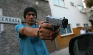 Piden declarar estado de emergencia en Pueblo Libre por delincuencia