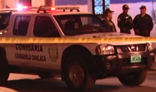 Callao: adolescente fue asesinado en presunta disputa de bandas