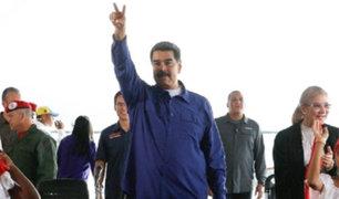 """Nicolás Maduro: """"Quiero un acuerdo de paz para Venezuela"""""""