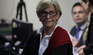 Susana Villarán: declaran infundada tutela de derechos planteada por exalcaldesa