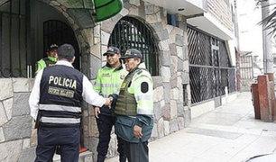Callao: falsos huéspedes asesinan a recepcionista de hotel a cuchilladas