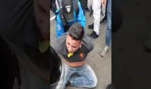 Miraflores: capturan a delincuente que ingresó a robar a hotel