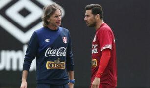 """Gareca sobre Pizarro: """"No podemos convocar a quien de pronto se autoexcluye de la selección"""""""