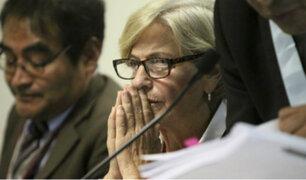 Sala confirma prisión preventiva de Villarán y la amplía a 24 meses
