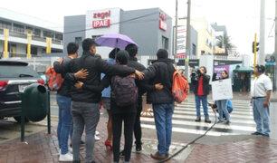 Así se vivió en Lima el Simulacro Nacional de Sismo
