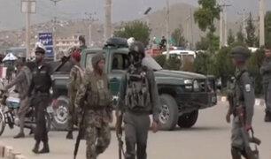 Afganistán: ataque suicida provocó la muerte de seis personas